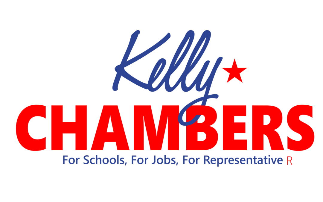 JUNE 24 – Virtual Happy Hour with Rep. Kelly Chambers hosted by Chair Dave McMullan